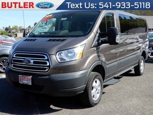 New 2018 Ford Transit Wagon in Medford, OR