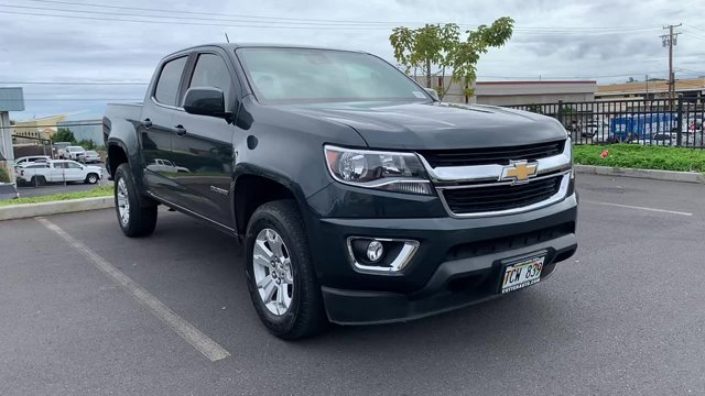 Used 2017 Chevrolet Colorado in Waipahu, HI