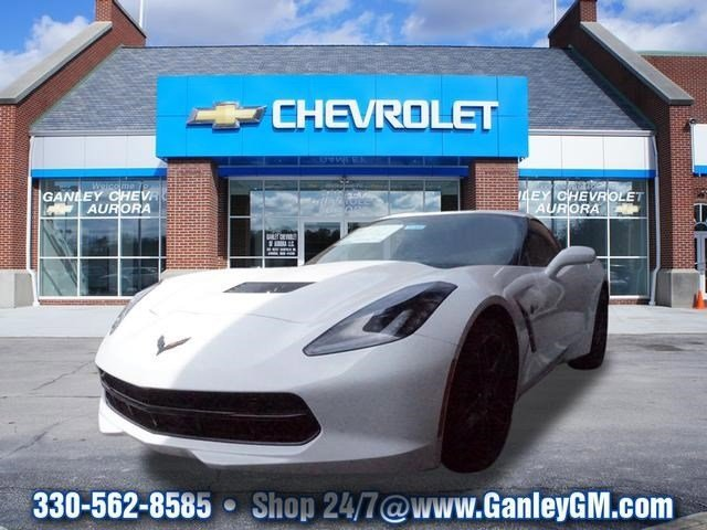 New 2016 Chevrolet Corvette in Aurora, OH