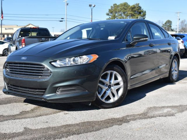 Used 2015 Ford Fusion in Gadsden, AL