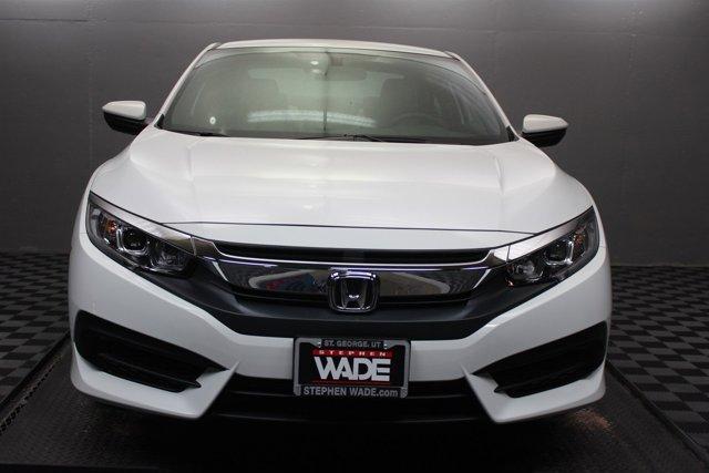 New 2017 Honda Civic Coupe LX CVT
