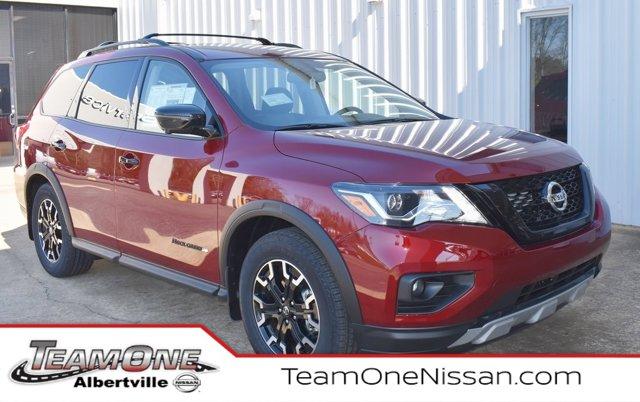 New 2020 Nissan Pathfinder in Albertville, AL