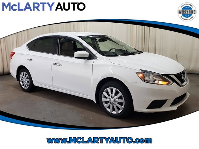 Used 2016 Nissan Sentra in North Little Rock, AR
