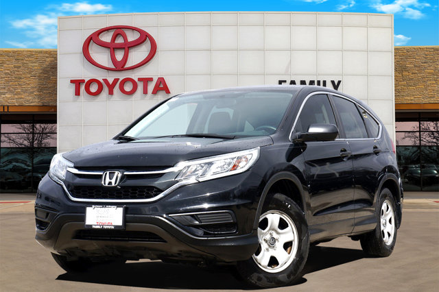 Used 2016 Honda CR-V in Arlington, TX