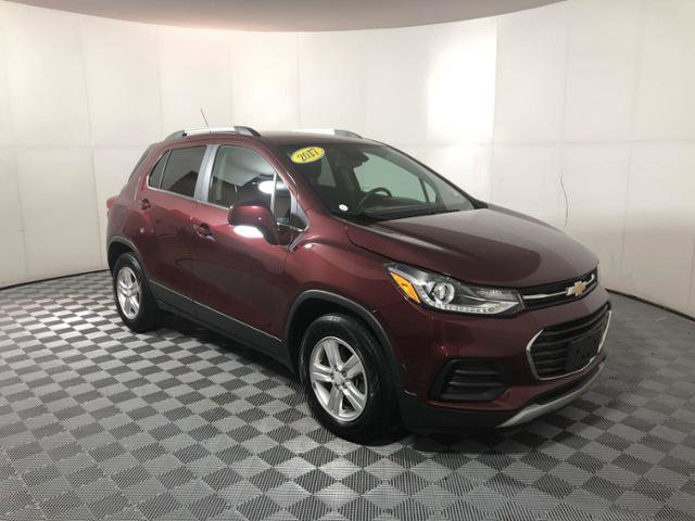 Used 2017 Chevrolet Trax in Greenwood, IN
