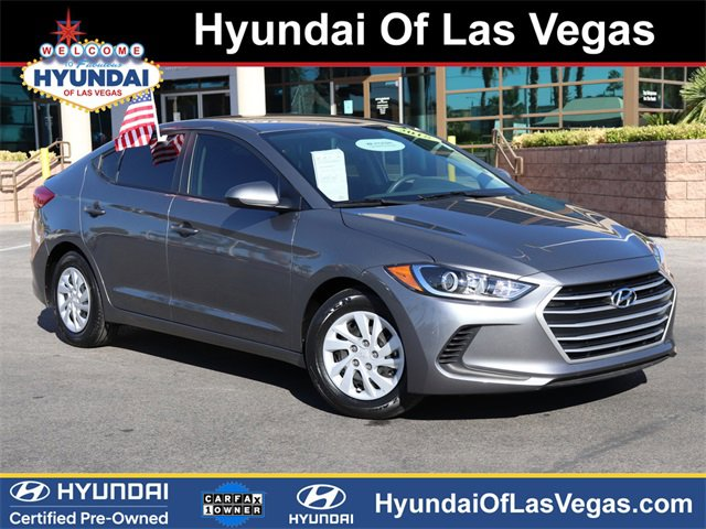 2018 Hyundai Elantra SE SE 2.0L Auto (Alabama) Regular Unleaded I-4 2.0 L/122 [17]