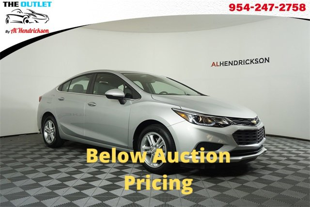 Used 2016 Chevrolet Cruze in Coconut Creek, FL