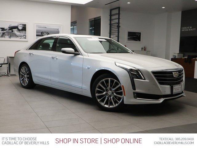 2018 Cadillac CT6 Luxury AWD 4dr Sdn 3.6L Luxury AWD Gas V6 3.6L/223 [10]