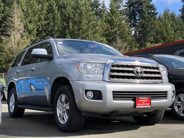 Used 2017 Toyota Sequoia SR5