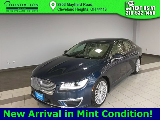 Used 2017 Lincoln MKZ in Cleveland Heights, OH