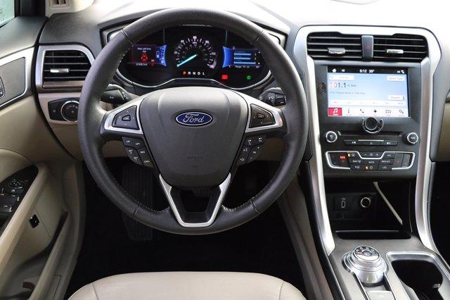Used 2017 Ford Fusion Energi SE FWD