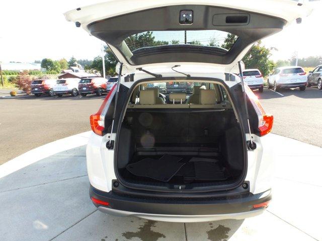 New 2019 Honda CR-V EX AWD