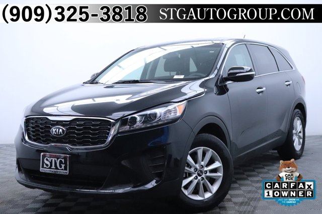Used 2019 KIA Sorento in Ontario, Montclair & Garden Grove, CA