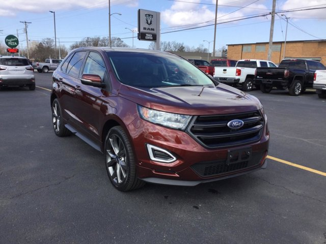 Used 2016 Ford Edge in Mattoon, IL