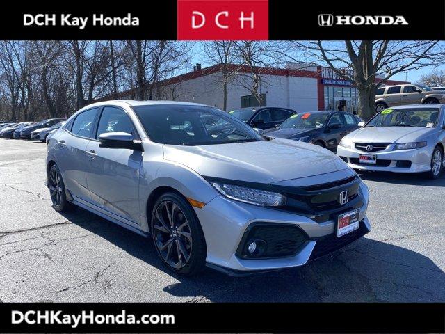 Used 2018 Honda Civic Hatchback in Eatontown, NJ