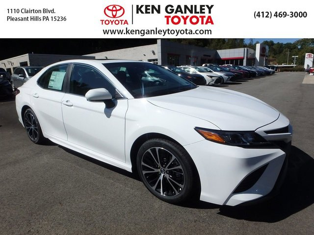 New 2020 Toyota Camry in Pleasant Hills, PA