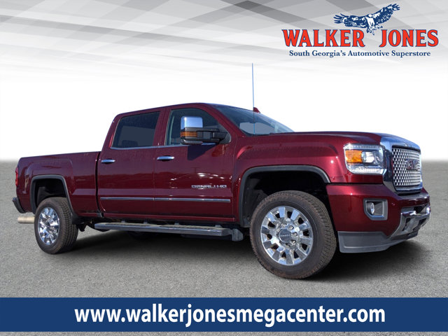 Used 2016 GMC Sierra 2500HD in Waycross, GA