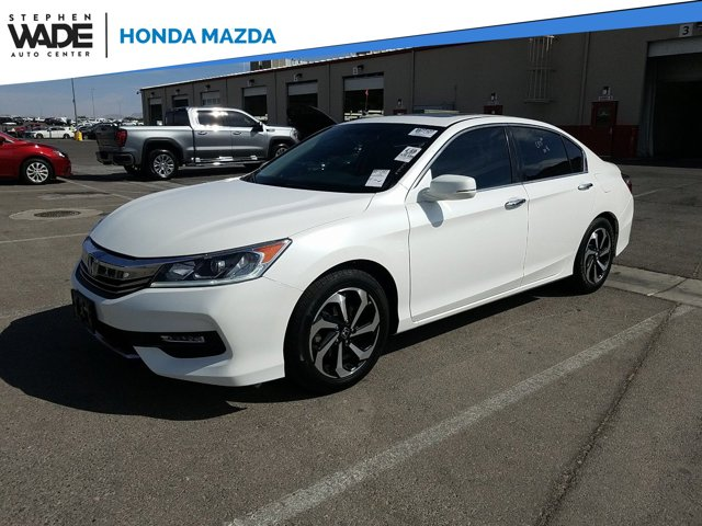 Used 2017 Honda Accord EX-L