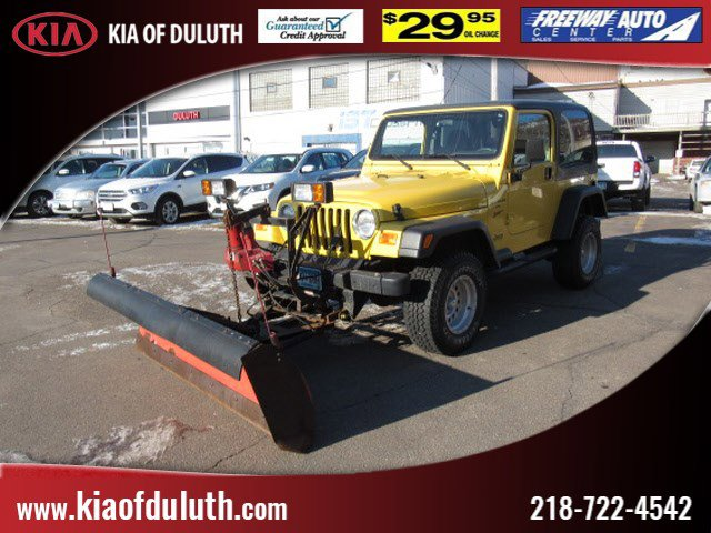 Used 2000 Jeep Wrangler in Duluth, MN