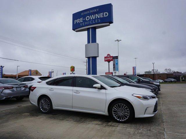 Used 2018 Toyota Avalon in New Iberia, LA