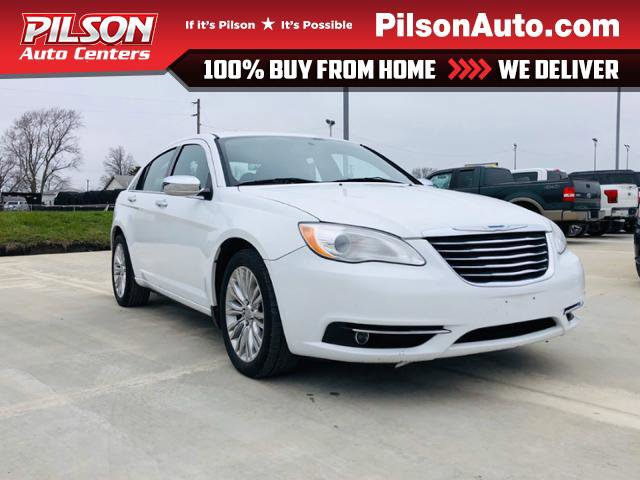 Used 2012 Chrysler 200 in Mattoon, IL