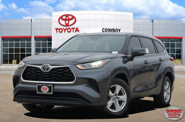 New 2020 Toyota Highlander in Dallas, TX