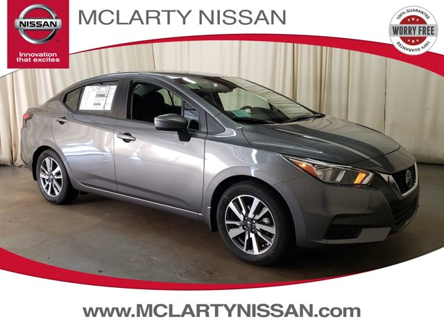 New 2020 Nissan Versa in , AR