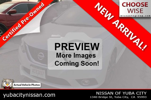 2017 Nissan Sentra SR Turbo SR Turbo CVT Intercooled Turbo Regular Unleaded I-4 1.6 L [15]