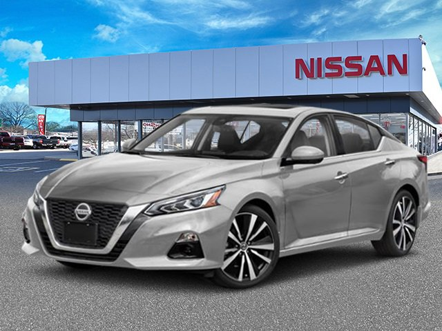 2021 Nissan Altima 2.5 SV 2.5 SV AWD Sedan Regular Unleaded I-4 2.5 L/152 [13]