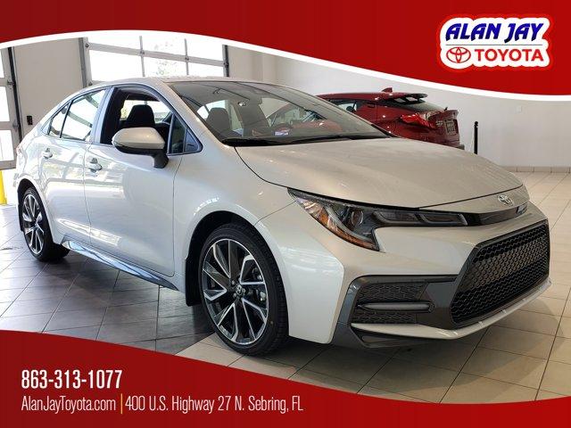 New 2020 Toyota Corolla in Sebring, FL
