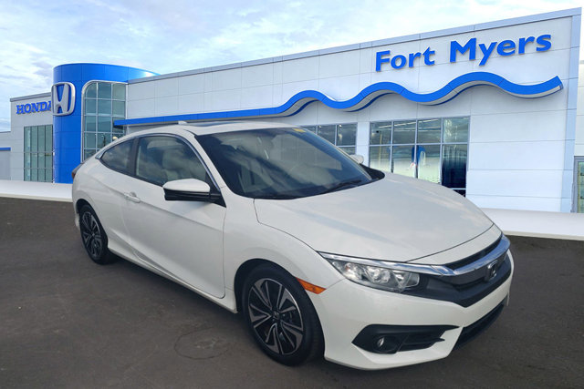Used 2018 Honda Civic Coupe in Fort Myers, FL