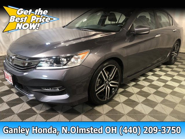Used 2017 Honda Accord Sedan in North Olmsted, OH