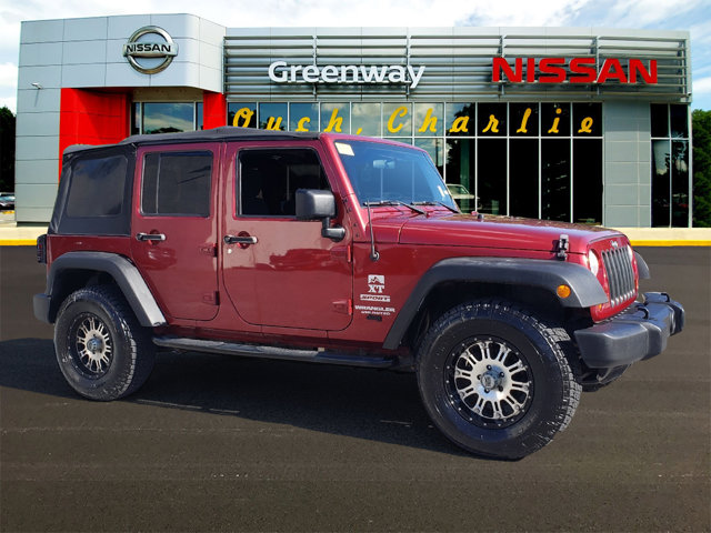 2012 Jeep Wrangler Unlimited Unlimited Sport
