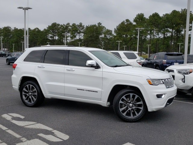 Used 2017 Jeep Grand Cherokee in Daphne, AL