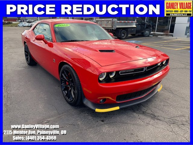 Used 2018 Dodge Challenger in Cleveland, OH