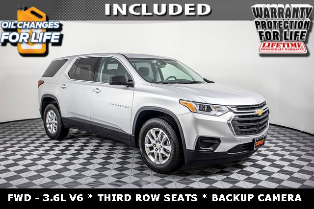 Used 2018 Chevrolet Traverse in Sumner, WA