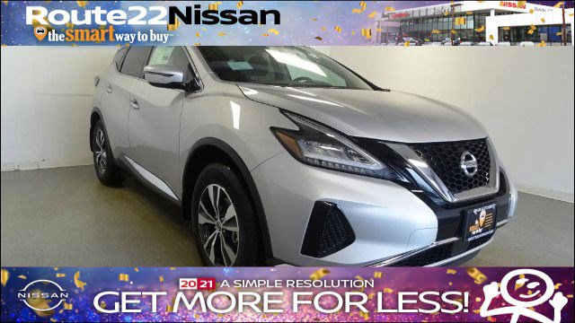 2020 Nissan Murano S AWD S Regular Unleaded V-6 3.5 L/213 [4]