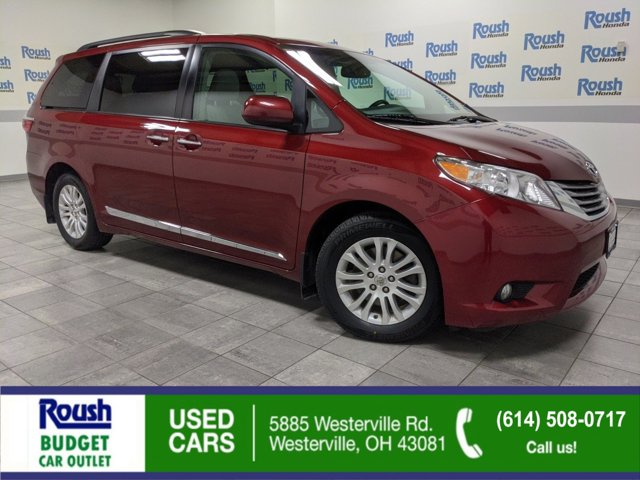 Used 2015 Toyota Sienna in Westerville, OH