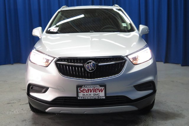 New 2017 Buick Encore AWD 4dr Preferred