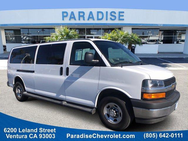2019 Chevrolet Express Passenger LT RWD 3500 155″ LT Gas/Ethanol V8 6.0L/ [8]