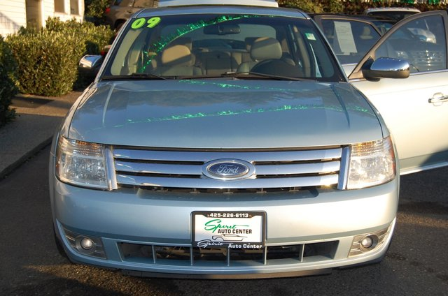 Used 2009 Ford Taurus 4dr Sdn Limited FWD