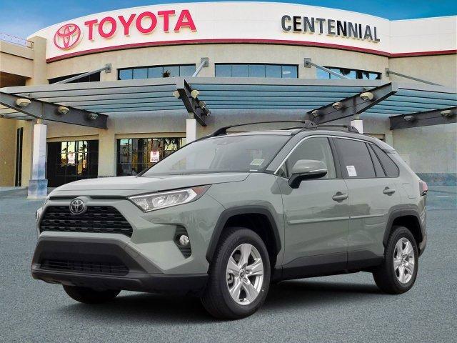 New 2020 Toyota RAV4 in Las Vegas, NV