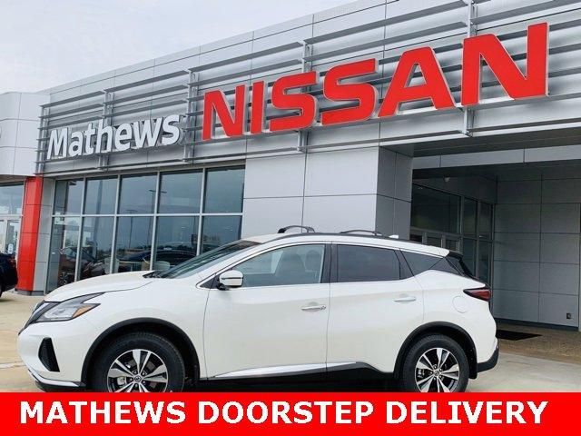 New 2020 Nissan Murano in Paris, TX