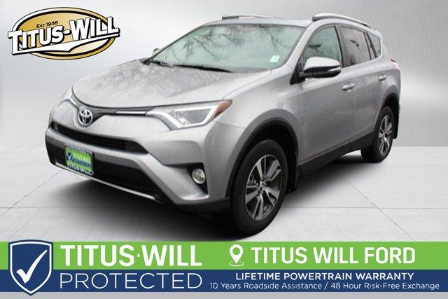 Used 2016 Toyota RAV4 in Tacoma, WA