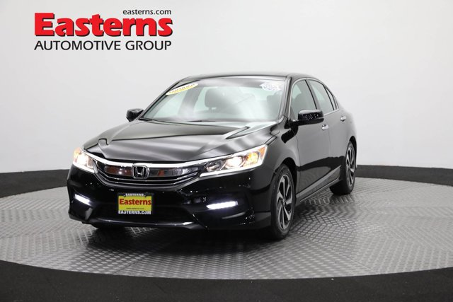 2017 Honda Accord EX 4dr Car