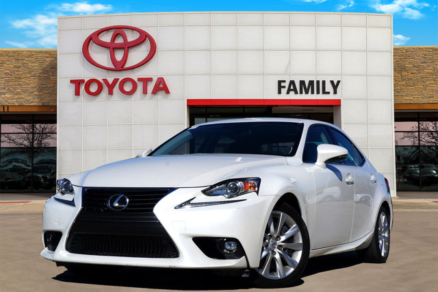 Used 2016 Lexus IS 200t in Burleson, TX