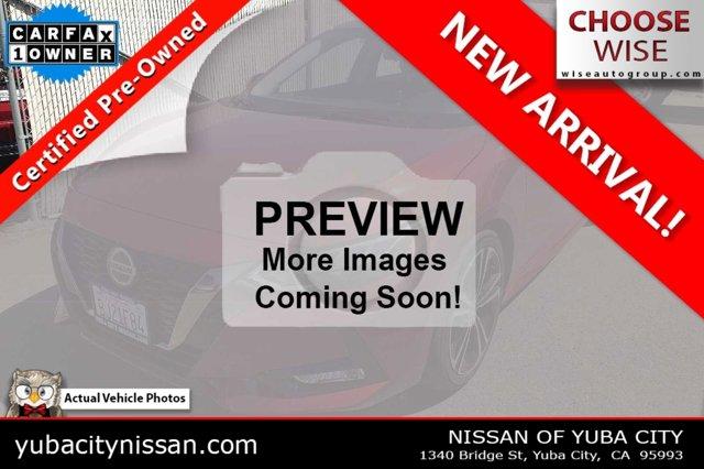 2020 Nissan Sentra SR SR CVT Regular Unleaded I-4 2.0 L/122 [7]