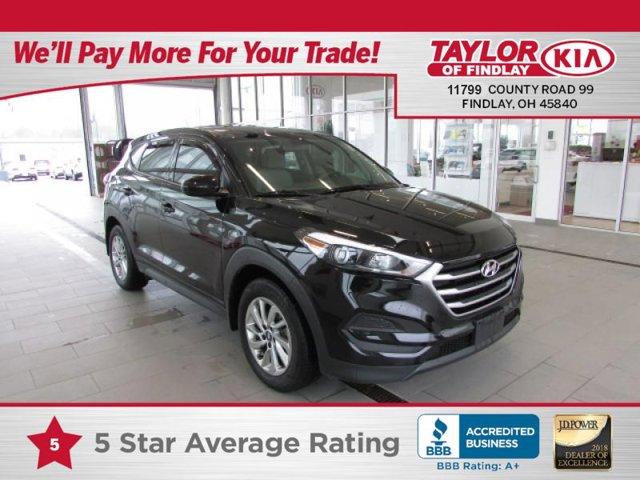 2018 Hyundai Tucson SE photo