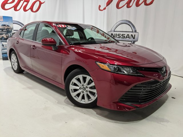 Used 2019 Toyota Camry in Hattiesburg, MS