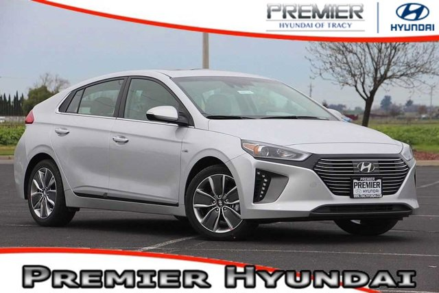 New 2019 Hyundai Ioniq Hybrid in Tracy, CA